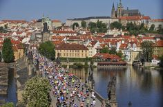 Czech Republic Prague Marathon/ Half Marathon    Prague is considered one of the most gorgeous European cities.