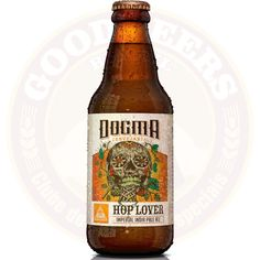 Dogma Hop Lover - 310 ml - Cervejas - Good Beers Brasil