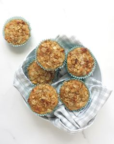 Sweet potato & almond streusel muffins - delicious smell of baking apple and spices from the oven with a sweet and crunchy streusel topping, divine! Sweet Potato Muffins, Sweet Potato And Apple, Oats With Milk, Baking Muffins, Muffin Mix, Streusel Topping, Baked Apples, Cake Tins, Breakfast Recipes
