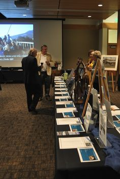 Tips for Putting Together a Silent Auction