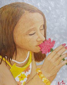 Erin Stefanak's Art: Sweet Riley