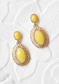 June Days Earrings from Shopruche.com