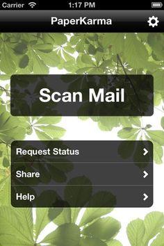 PaperKarma http://www.paperkarma.com