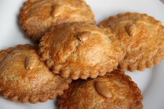 Cookies filled with almond paste (almond paste cake). It's a dutch cookie. In dutch it is called 'gevulde koek'.
