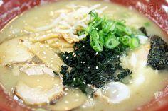 Tsukimi Ramen at Kisaragi Ramen