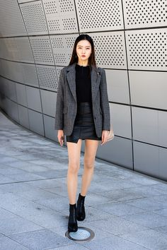 Yeom Hyejin, SEOUL FASHION WEEK 2018SS