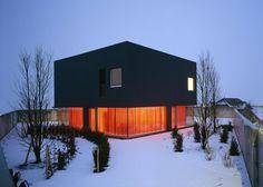 Bearth & Deplazes- Ritter-gey house, Eschen 2004. Photos...