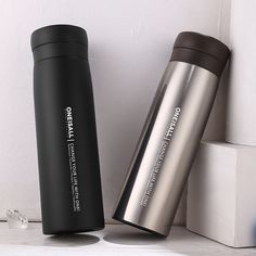 Men Gift Stainless Steel Thermos Cup Insulated Thermo Mug for Man Vacuum Flasks Travel Drink Bottle Thermal coffee Tumbler Dad