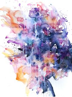 Agnes Cecile : in a single moment all her greatness collapsed on imgfave
