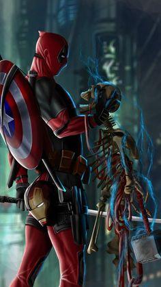 Deadpool Ryan Reynolds confirms film is preparing within MCU Marvel Deadpool Movie, Marvel Avengers, Deadpool Art, Marvel Wolverine, Marvel Comics Superheroes, Marvel Art, Marvel Memes, Marvel Characters, Deadpool Wallpaper