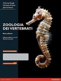 *Zoologia dei vertebrati / F. Harvey Pough, Cristine M. Janis, John B. Heiser. - 9. ed. / edizione italiana a cura di Davide Csermely. - Milano -Torino : Pearson, 2014. - XXVIII, 621 p. : ill. ; 27 cm.