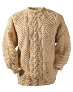 Costello Irish Hand Knit Sweater