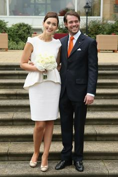 MYROYALS &HOLLYWOOD FASHİON: Wedding of Prince Felix and Claire Lademacher - Civil Ceremony