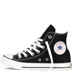 331927029f1f2c Converse - CT All Star Classic Hi Canvas Sneaker - Black Vans Negros