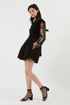 b40a4f4ae90 FÊTE IMPÉRIALE Amelie Velvet Dress • A signature style for the designer