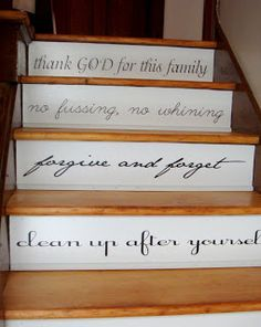 JanDee Crafts: The Stairway is AMAZING!!