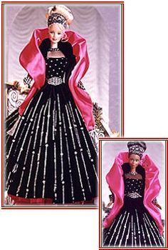 1998 Holiday Barbie
