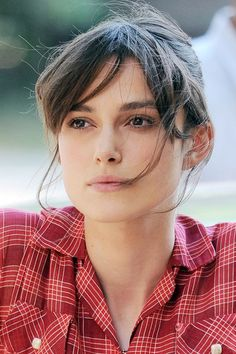 keira knightley. sweet and unique. not one fake bone in her body. natural beauty.
