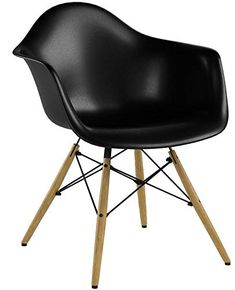 Mmilo Dinnig Chairs Eiffel inspired Contemporary Plastic seat Solid Wooden Legs Rattan Furniture, Dining Room Furniture, Wooden Leg, Art Pieces, Chairs, Appliances, Plastic, Legs, Contemporary