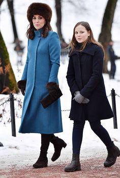 Kate Middleton and Princess Ingrid Alexandra