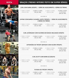 Neste artigo vamos definir um protocolo de treino que possa ser usado por atletas que pretendam aumentar a sua massa muscular e que já tenham alguma experiência no ginásio.
