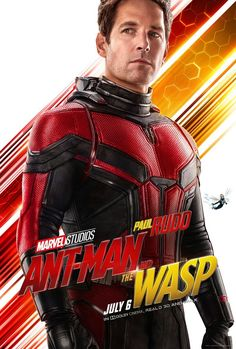 Ant-Man and the Wasp on DVD October 2018 starring Paul Rudd, Hannah John-Kamen, Evangeline Lilly, Michael Douglas. In the aftermath of Captain America: Civil War, Scott Lang (Rudd) grapples with the consequences of his choices as both a Super Hero and Marvel Comics, Films Marvel, Marvel Movie Posters, Marvel Heroes, Marvel Cinematic, Marvel Avengers, Wasp Avengers, Evangeline Lilly, Paul Rudd