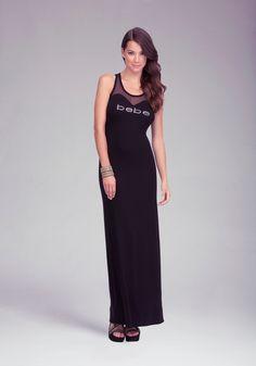 Love this maxi dress, just sooo long in length!!