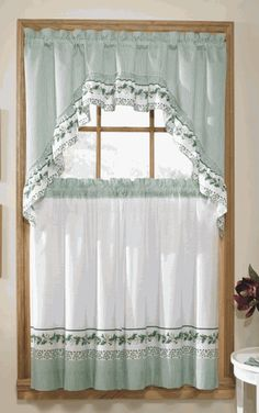 92 best cafe tier curtains images kitchen sets tier curtains rh pinterest com