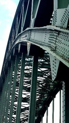 The Tyne Bridge - i like idea of cropping out the image or zooming in on one specific area