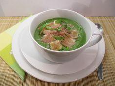 """Keresés for """"medvehagyma krémleves"""" - Háztartás Ma Thai Red Curry, Ramen, Soup, Ethnic Recipes, Soups"""