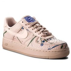 Topánky NIKE - Air Force 1  07 Lx 898889 202 Patricle Beige Patricle Beige c3170fef6f1