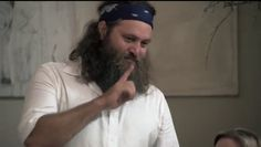Willie Robertson said he would not cry during John Luke and Mary Kate's toast to their wedding