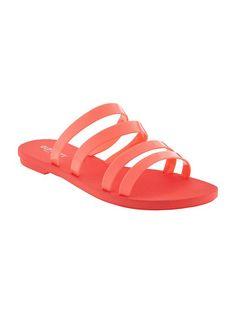 Multi-Strap Flip-Flops for Women Product Image