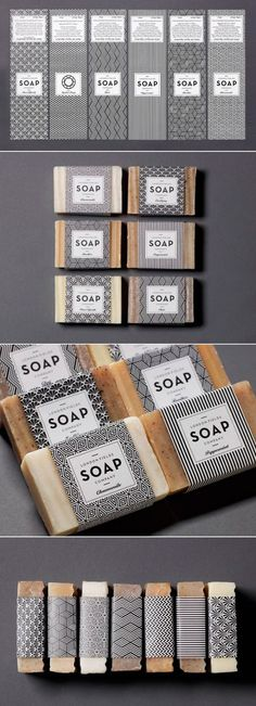 Cold Process soaps made with only the best ingredients. Good for your skin and for the environment