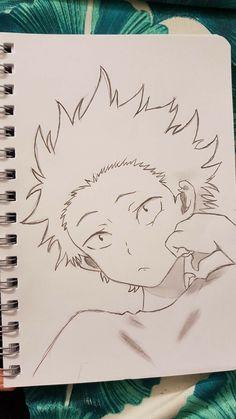 """Aprenda a Desenhar os seus personagens favoritos de anime mesmo se você não nasceu com o """"dom de desenhar"""". #como desenhar anime # desenhar passo a passo#aprenda desenhar anime #tutorialdedesenho #anime #manga #naruto #desenho a lápis inspiração #rascunhos de desenhos anime Anime Boy Sketch, Art Drawings Sketches Simple, Cute Drawings, Anime Character Drawing, Manga Drawing, Anime Drawing Styles, Cartoon Art Styles, Cartoon Drawings, Art Sketchbook"""