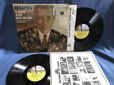 Vintage Frank Sinatra  A Man And His Music