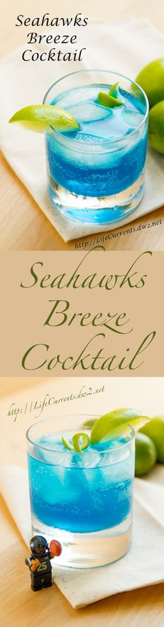 Seahawks Breeze Cocktail - Life Currents