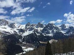 Catena di montagne meravigliosa!