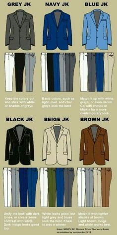 Men's fashion / suits and jackets
