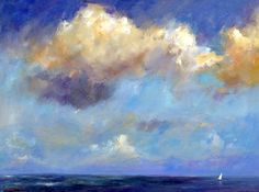 Seascape by Dinie Boogaart (Netherlands)