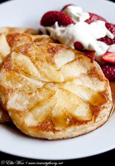 Apple & Cinnamon Pancakes — Kitchen Wench