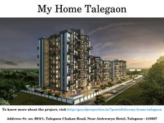 Exclusive details of My Home Talegaon in Talegaon Dabhade Pune
