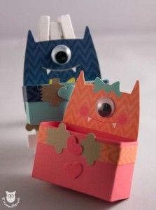 Stampin' Up! Monster-Box