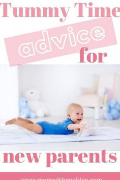 As a new parent, it's important to start tummy time as soon as you bring baby home from the hospital. Click here to learn about the gentle approach... First Time Parents, New Parents, Attachment Parenting Quotes, Baby Care Tips, Baby Tips, Advice For New Moms, Baby Development, Tummy Time, Baby Hacks