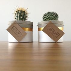 Best 12 Set of 3 concrete pots cement planters pencil holder modern home decor industrial style beton deko small square pot for office – SkillOfKing. Concrete Crafts, Concrete Projects, Concrete Planters, Succulent Pots, Succulents, Decoration Cactus, Halloween Mason Jars, Dinner Party Decorations, Pot Plante