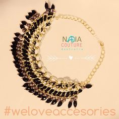 @nadiacoutureaustralia Our Love, Chain, Instagram Posts, Jewelry, Jewlery, Jewerly, Necklaces, Schmuck, Jewels