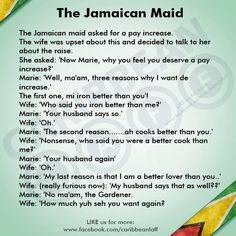 Jamaican Meme Party Recipes