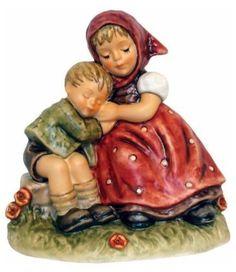 Figurine | Hummel Forty Winks #PorcelainFigurine