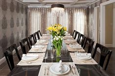 dining rooms designs - Google Search