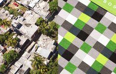 Desafio Criativo: Combinação de Imagens Distintas Entram em Harmonia Através de Linhas e Formas
